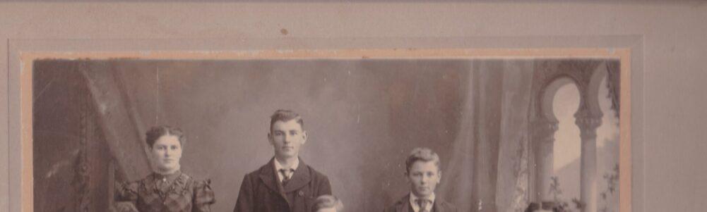 The Charles Wheeler Family circa 1900