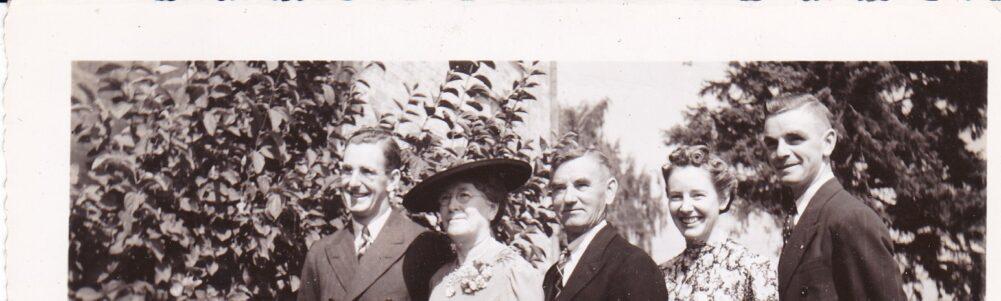 The Herb Wheeler Family